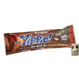 Weider, Yippie! Low Sugar High Protein 36%, 45 g, Cookie-DuoChoc