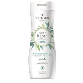 Přírodní šampón ATTITUDE Super leaves s detoxikačním účinkem - vyživující pro suché a poškozené vlasy 473 ml