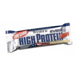 Weider, Low Carb High Protein, 50 g, Jahoda