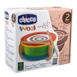 Dřevěná hračka buben CHICCO