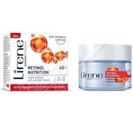 Lirene 24h 60+ krém se sférickým retinolem 50ml