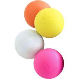 Masážní lakrosový balónek, Massage ball, Bílý