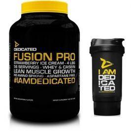Dedicated Nutrition Fusion Pro 1810g Triple Rich Chocolate Ice cream + Shaker ZDARMA