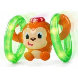 Hračka svítící hudební opička LLB Roll&Glow™ 6-36m