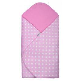 Rychlozavinovačka, pink / dots