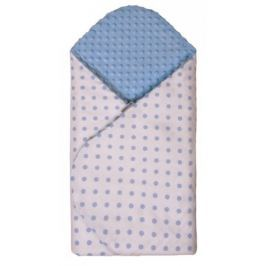 Rychlozavinovačka MINKY, white / blue dots