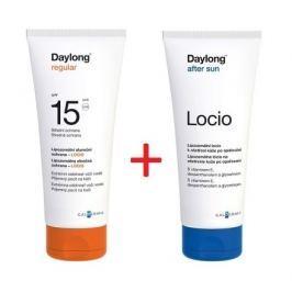 Daylong regular SPF 15 200 ml + Daylong after sun Locio 200 ml