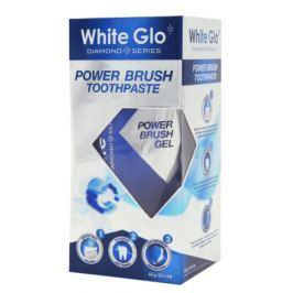 White Glo Zubní pasta Powerbrush na elektrický kartáček 85g