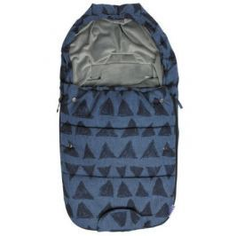 Dooky footmuff vel. S BLUE TRIBAL DeLuxe