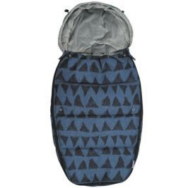 Dooky footmuff vel. L BLUE TRIBAL DeLuxe