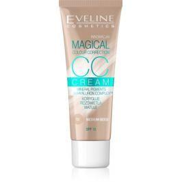 CC Cream Magical Colour Correction - střední béžová 30ml