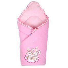 Zavinovačka New Baby Bunnies růžová