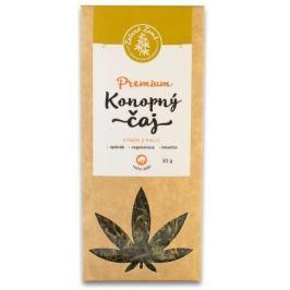 Zelená Země Konopný čaj Premium 30g