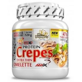 AMIX Mr. Poppers Protein Crepes 520g Vanilla