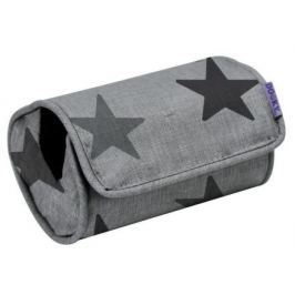 Dooky Arm Cushion Grey Stars