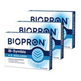 Walmark Biopron IB-Symbio + S.Boulardi 3x30tob.