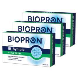 Walmark Biopron IB-Symbio + vláknina 3x14 sáčků