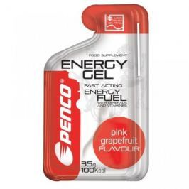 PENCO ENERGY GEL Růžový grep 25 ks