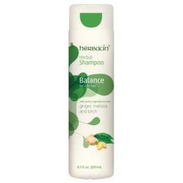 Herbacin Šampon bylinný pro mastné vlasy 250ml