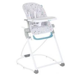 Badabulle jídelní židlička Compact Chair Grey