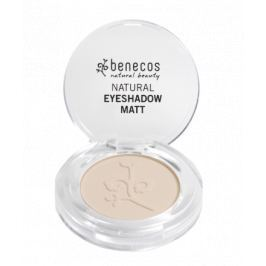 Oční stín matný - soft vanilla BIO, VEG