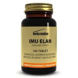 Herba medica Imu elan 100 tbl.