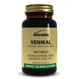 Herba medica Venikal 100 tbl.