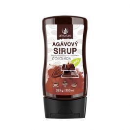 Allnature Agávový sirup Čokoláda BIO 350 g