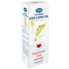 LYSI Cod liver oil lemon 240 ml