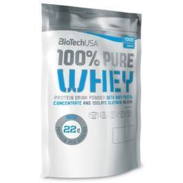 BiotechUSA 100% Pure Whey 1000g Banana