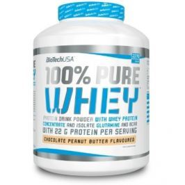 BiotechUSA 100% Pure Whey 2270g Bourbon-Vanilka