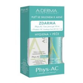 A-DERMA Phys-AC Global KIT (v.2018) 3ks