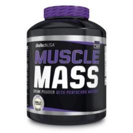 BiotechUSA Muscle Mass 2270g Jahoda