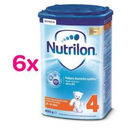 Nutrilon 4 - 6x800g