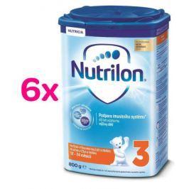 Nutrilon 3 - 6x 800g