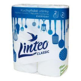 Kuchyňské utěrky LINTEO CLASSIC 2 role, 2-vrstvé