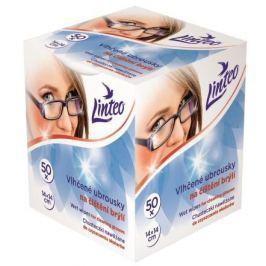 Vlhčené ubrousky na brýle LINTEO 50ks