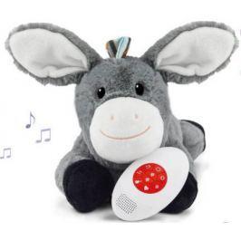 ZAZU Oslík DON - Šumící zvířátko s tlukotem srdce a melodiemi