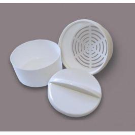 Dentální dóza OBZOR bílá/bílá