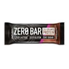 BiotechUSA ZERO Bar 20x50g Chocolate-Marzipan