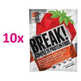 Break! Protein Food 10 x 90 g jahoda