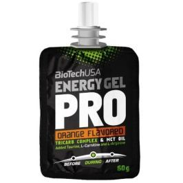 BiotechUSA Energy Gel Pro 24x60 Orange