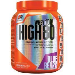 High Whey 80 1000 g borůvka