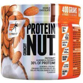 Proteinut Crunchy 400 g dvojitá čokoláda