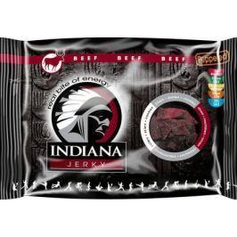Indiana Jerky Hovězí Peppered 100g