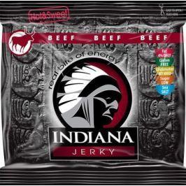 Indiana Jerky Hovězí Hot&Sweet 60g
