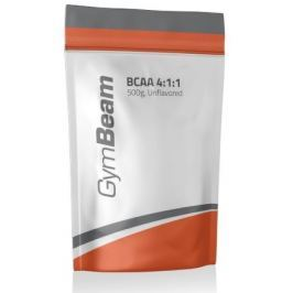 Bcaa 4:1:1 Instant - GymBeam orange - 500 g