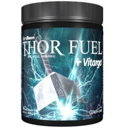 GymBeam Thor Fuel + Vitargo 600 g lemon lime