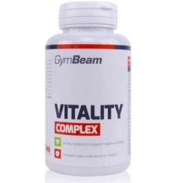 GymBeam Multivitamín Vitality Complex unflavored - 120 tab