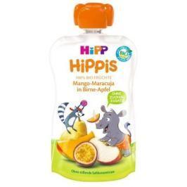 HiPP BIO 100% ovoce Hruš-Jabl-Mango-Marakuja 100g